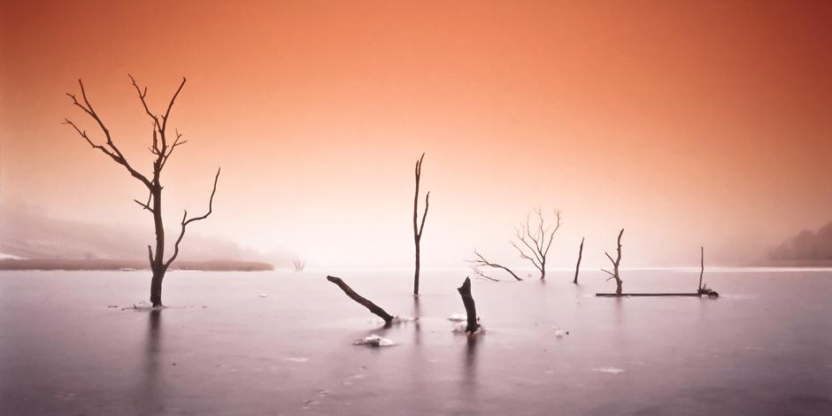 5_Frocen lake