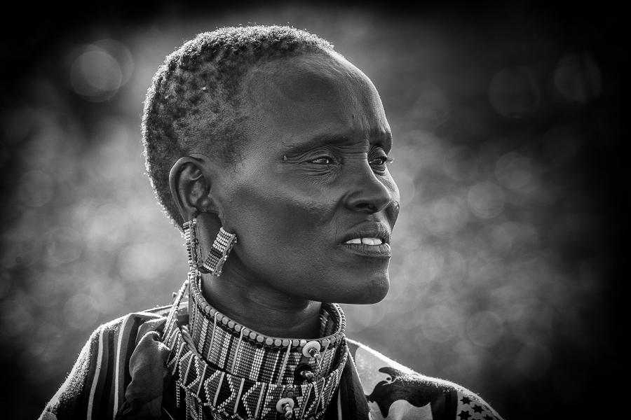 5_Masai Woman Portrait M_Arne Bergo