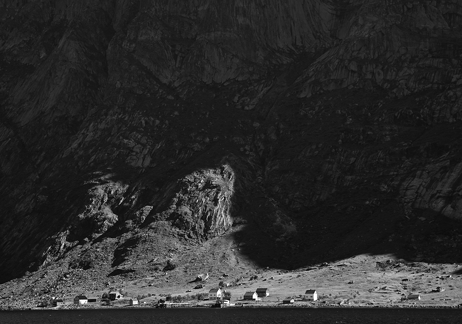 Rostad i Lofoten